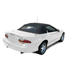 Chevrolet Camaro 94-02 Convertible Top With Heated Glass Window Black Twill