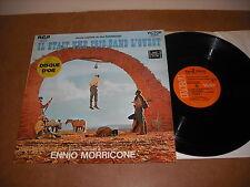 ENNIO MORRICONE  - IL ETAIT UNE FOIS DANS L'OUEST - LP FRANCE RCA 440751 - OST