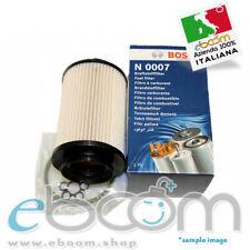 1457070007 Filtro Gasolio Bosch VW Golf V Plus Golf VI 1.9 2.0 TDI 16V