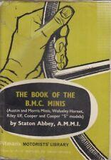 AUSTIN MORRIS MINI 850 1000 COOPER / S ELF HORNET (1959-1966) REPAIR HANDBOOK