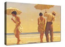 Quadro Moderno Stampa su Tela Canvas XXL Cm 100x70 Quadri Moderni Jack Vettriano