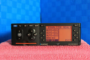 Blaupunkt New York RDM 127 1990s Ultimate High-End Radio/CD Player Top Cond