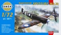 SMER Plastic Model Kit 1/72 Airplane Supermarine Spitfire Mk. Vc