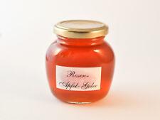 Rosen - Apfel - Gelee 250 g- harmonisch im Geschmack -