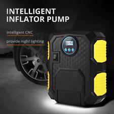Portable 12v Car Truck Van Digital Tyre Tire Inflator Air Compressor Pump Light