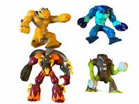 Gormiti Giochi Prezios Assorted Figure Lot of 4 Monsters
