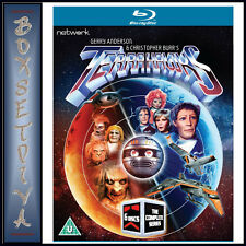 TERRAHAWKS - THE COMPLETE SERIES *BRAND NEW BLU-RAY BOXSET