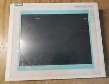 Siemens Multi Panel MP 370 Touch-12 TFT 6AV6 545-0DA10-0AX0 19JS-0368-E5