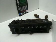 Ssangyong Musso  (4x4) Heater Control 1998
