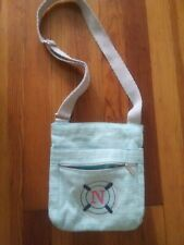 Thirty one Nautical Turquoise Crossbody Bag.   W15