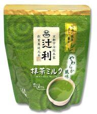 Matcha milk Tsujiri  powder 200 g(7oz)  Japanese tea  From Japan F/S NEW