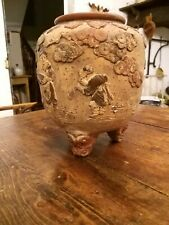 A Fantastic Antique Chinese Terracotta Pot