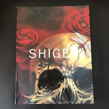 SHIGE 2009 State of Grace Japanese Irezumi Tattoo Artist Photo Book RARE