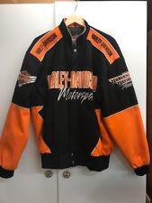 Genuine Harley-Davidson Motor Sports Men's Cotton Jacket Coat