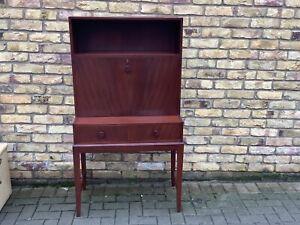 1960's desk/1960's Bureau cabinet/Danish Desk/Gplan Style desk/writing desk