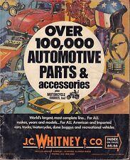 Automotive Parts & Accessories Catalog No.304 1972 Over 100k Parts 022817nonDBE2