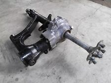 1996 YAMAHA KODIAK/BIG BEAR 400 YFM 4X4 REAR END DIFFERENTIAL AXLE HUB SWING ARM