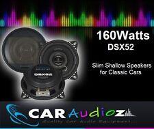Crunch dsx52 160WATTS 5'' 13cm Slim Leggero SPEAKER FOR CLASSIC AUTO