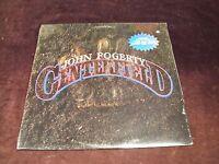 """JOHN FOGERTY """"CENTERFIELD"""" LP 1ST US PRESS SEALED HYPE STICKER WARNER 1985 ROCK"""