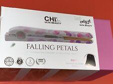 """CHI Ulta Beauty """"FALLING PETALS"""" 1"""" Tourmaline Ceramic Hairstyling Iron *LAST 1*"""