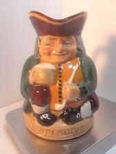 "Royal Doulton Mid Size Toby Mug 1989 Honest Measure Old Mark - 4 1/4"" Mint"