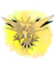 Ultra Pokemon Sun and Moon Zapdos Hidden Ability Event