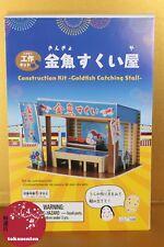 JAPANESE MATSURI JAPONAIS BOOTH STAND DIY MODELE JAPONAIS DECO TABLE 3D PUZZLE