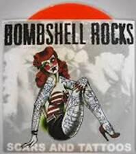 Bombshell Rocks - Scars And Tattoos ORANGE VINYL