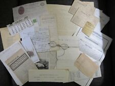 Papers and Photos - Frazier/Elwell Families of Aurora, Indiana, c. 1900-1940!