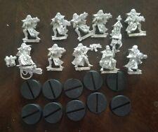 10 Metal Adepta Sororitas, flamer, heavy flamer, standard, Sisters of Battle 40k