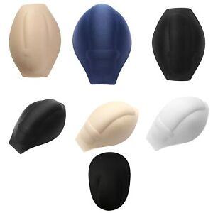 Mens Bulge Package Enhancer Cup Pouch Sponge Pad Insert For Swimwear Underwear