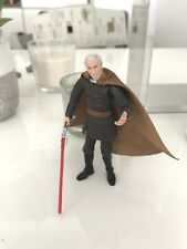 Star Wars ROTS Revenge Of The Sith Count Dooku Hasbro 3,75'' 1 Piece