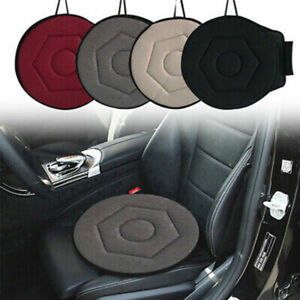 Swivel Cushion Car Seat & Chair Mobility Aid Moving Part 360° Degree Rotating UK