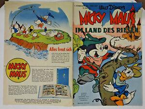 Micky Maus Sonderheft 4 - im Land der Riesen