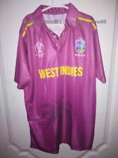 West Indies Cricket World Cup 2019 Shirt Jersey Kids Adults All Size