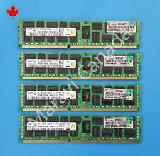 HP G6 G7 32GB 4x8GB 2RX4 DDR3 PC3-10600R MEMORY RAM 500205-171 595097-001