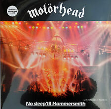 MOTORHEAD LP No Sleep 'Til Hammersmith 180 Gram+ DOWNLOAD Ace Of Spades Bomber