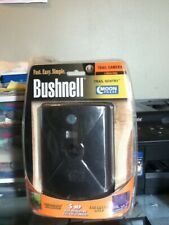 NIB BUSHNELL 5 MP sentry Trail CAMERA Night Vision,119205c,security tree strap
