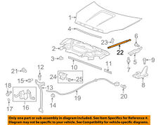 GMC GM OEM 13-16 Acadia Hood-Support Strut 22760422