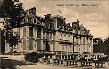 CPA  Mulcey - Lothr. - Schloss Bathelémont  (388005)