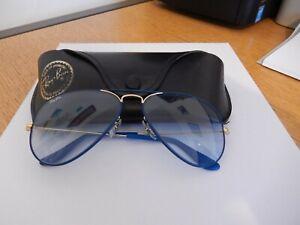 Ray Ban Bausch & Lomb Aviators Chromatic Sunglasses (medium Size)