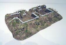WW1 Trench Section Gallipoli/ Mesopotamia 28mm Scale Blastwall Terrain