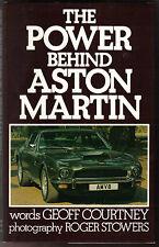 La puissance derrière ASTON MARTIN Lionel Martin Bertelli DAVID BROWN 1 1/2 LITRE V8 + DB