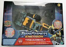 Transformers Energon Treadbolt!! NEW SEALED!!!!