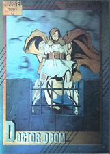 MARVEL UNIVERSE SERIES 2 1991 HOLOGRAM CARD 4 OF 5