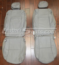 2009 - 2011 Toyota Tacoma Leather Upholstery Seat Covers 09 10 10