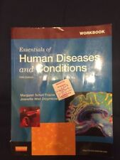 Workbook for Essentials of Human Diseases and Conditions by Margaret Schell...