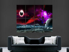 SPACE NEBULA POSTER UNIVERSE STARS ART HUGE  LARGE PICTURE  GIANT