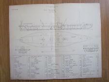 NR 3 - MAHART HUNGARY Österreich AUSTRIA GERMANY REGENSBURG SHIP PLAN 1859 ????