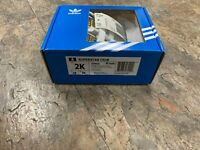 adidas Originals SUPERSTAR CRIB Sneaker, Size 2K